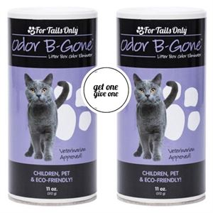 Picture of FTO - Odor B-Gone Litter Box Odor Eliminator[QTY:2]